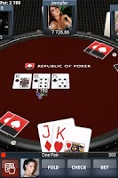 Screenshot of Republic of Poker