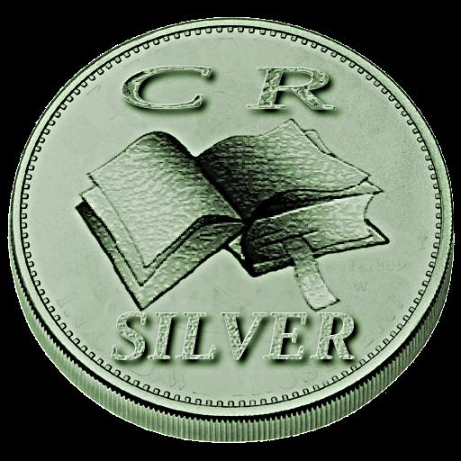 Cool Reader Silver Donation LOGO-APP點子