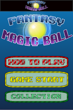 FANTASY MAGIC BALL apk screenshot