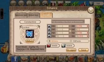 Screenshot of Dragon Kingdom (en)