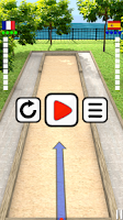 Screenshot of Bocce 3D