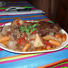 Mouth Watering Pot Roast