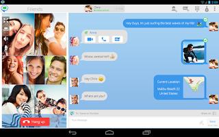 Screenshot of Video Chat by FriendCaller