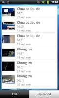 Screenshot of iLive