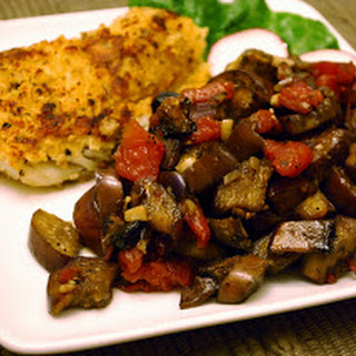 Eggplant And Portobello Mushroom Recipes