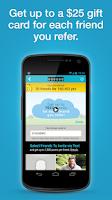 Screenshot of CheckPoints #1 Rewards App