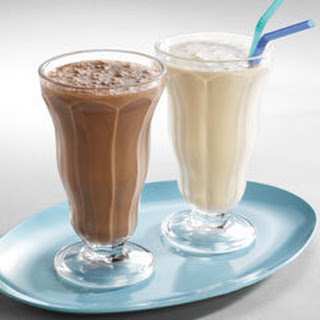 Creamy Chocolate Shake Recipes