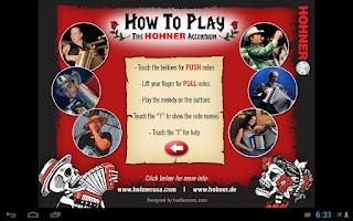 Screenshot of Hohner-FBbEb Button Accordion
