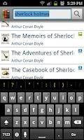 Screenshot of Free Book Reader