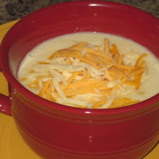 Old Fashioned Corn and Potato Chowder
