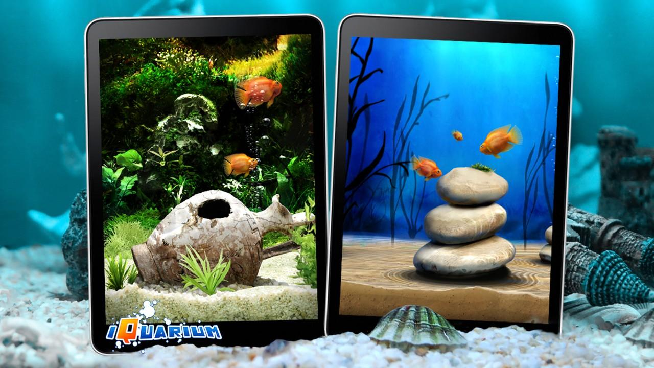 iQuarium - virtual fish Screenshot 1