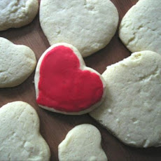 Ann's Soft Sugar Cookies