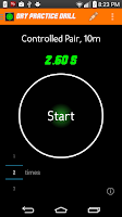 Screenshot of Dry Practice Drill