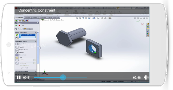 Learn SolidWorks 2012 - screenshot