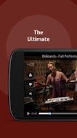 Screenshot of Indie Music Artists & Songs