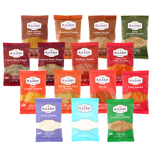 Rajah Spices