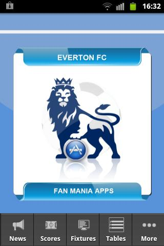 Everton FC Fan Mania