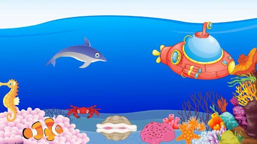 Undersea venture Deluxe - screenshot
