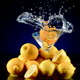 7-Up and Lemon Time by Craig Luchin - Food & Drink Alcohol & Drinks