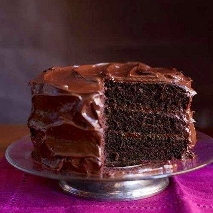 The Best Chocolate Layer Cake You'll Ever Have Recipe | Yummly