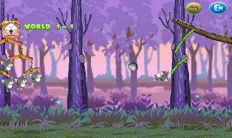 Screenshot of Crazy Cat-Fighting