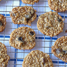 Oatmeal-Molasses Cookies