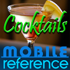 Cocktails and drinking games icon