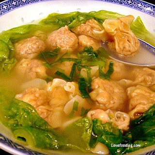 Chinese Vegetable Wonton Recipes