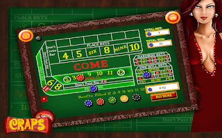 Screenshot of Craps