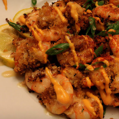 Spicy Panko Shrimp