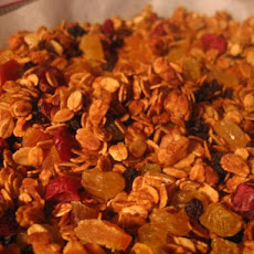 Sunshine Morning Granola