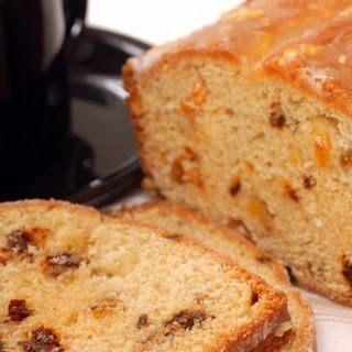 Apple Cider Quick Bread