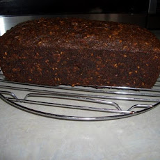 Healthy Whole Grain Banana Bread