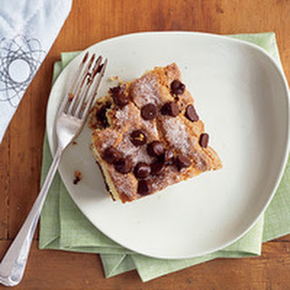 Janet's Chocolate Chip Coffee Cake