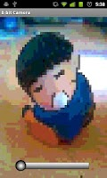 Screenshot of 8-Bit Camera