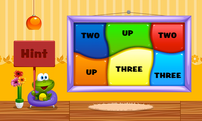 Kids Reading Sight Words Screenshot 3