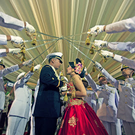 PEDANG PORA by Sani P. Revi - Wedding Ceremony