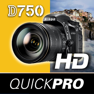 Cover art Nikon D750 by QuickPro