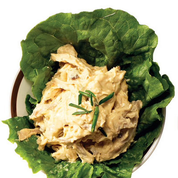 Coronation Chicken Salad Recipe | Yummly
