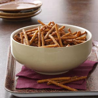 Ranch Cayenne Pretzels Recipes