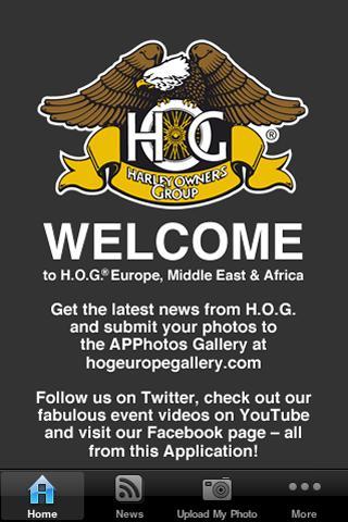 HOG - Harley Owners Group