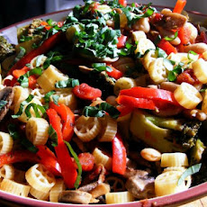 Piccolini Pasta With Fresh Veggies