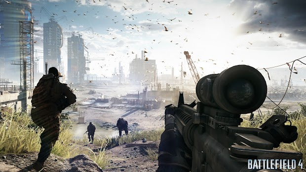 DICE working hard to make Battlefield 4 look as good as it can on every platform