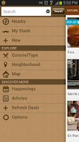 Screenshot of Scoutmob local deals & events