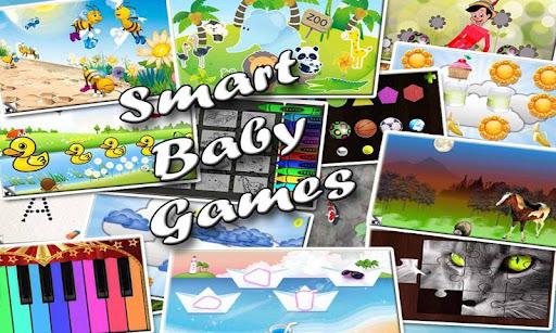 聪明的宝宝游戏演示