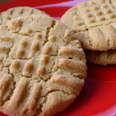 Karissa's Soft and Yummy Peanut Butter Cookies