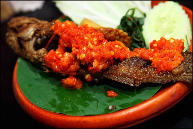 Image result for ikan keli balado