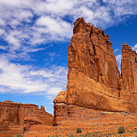 Arches National Park by Brent Morris - Landscapes Caves & Formations