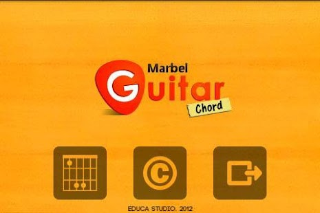 Marbel Guitar Chord - screenshot