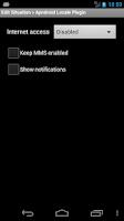 Screenshot of Apndroid Locale plug-in